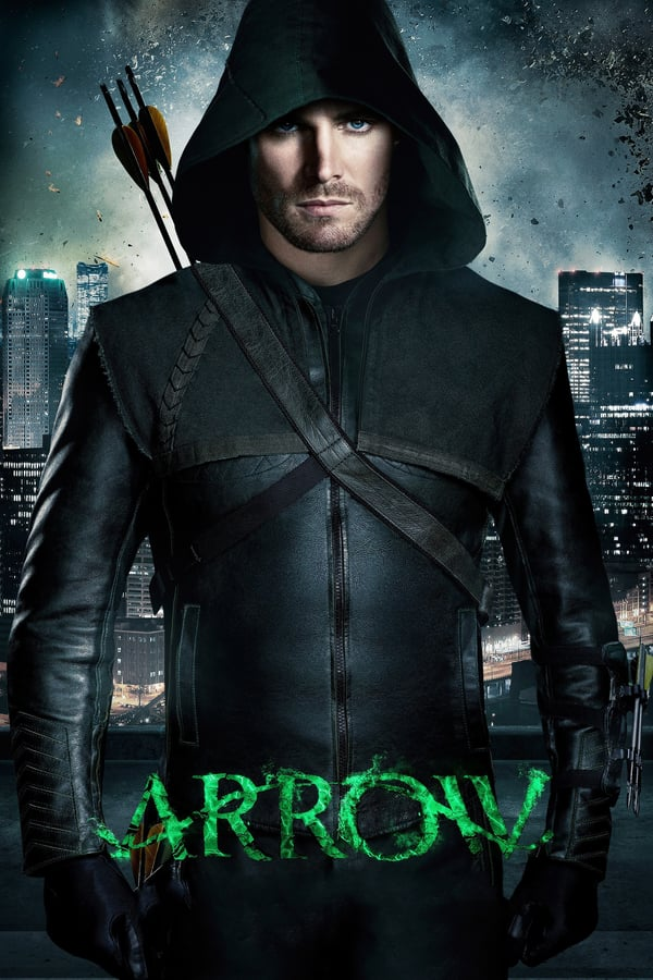 Arrow Saison 7 Episode 21