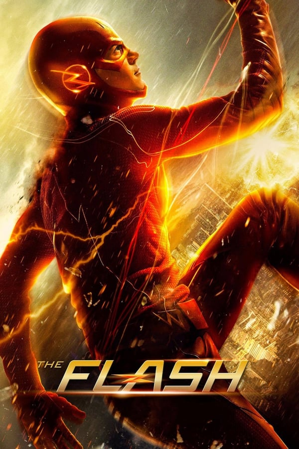The Flash Saison 4