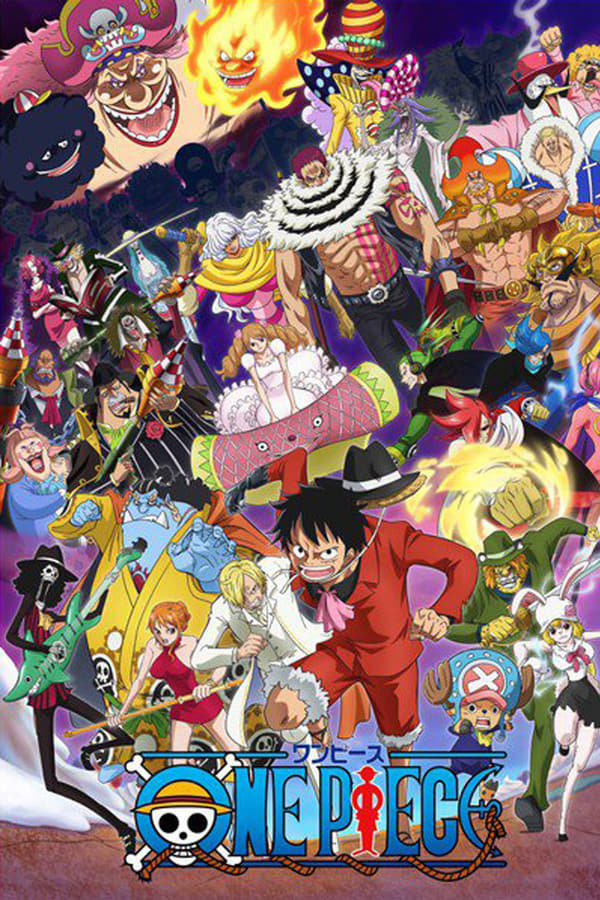 One Piece Episode 897