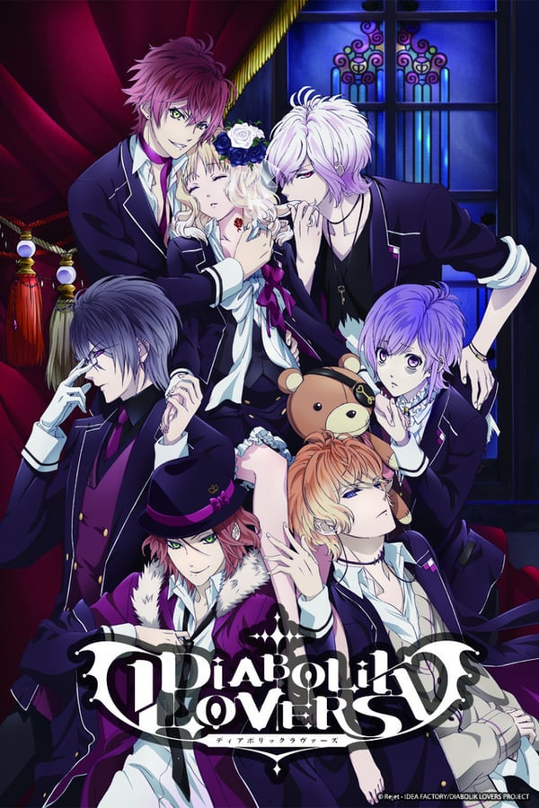 Diabolik Lovers Saison 1
