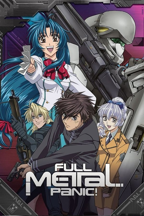 Full Metal Panic! Saison 3
