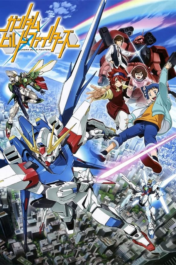 Gundam Build Fighters Saison 2