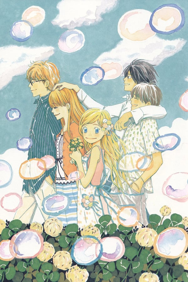 Honey and Clover Saison 1