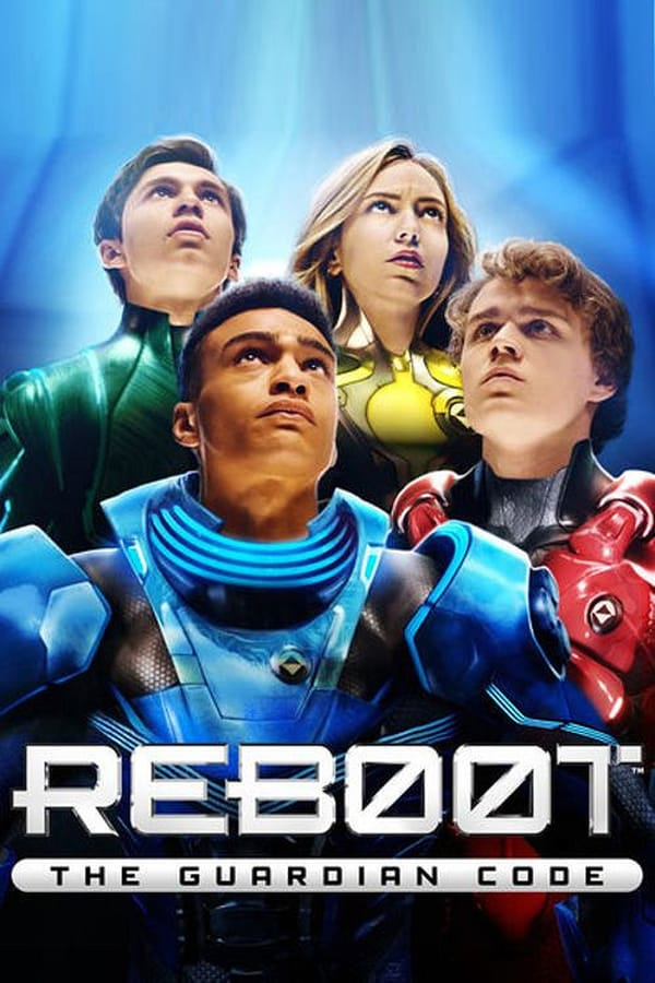 Reboot The Guardian Code Saison 2