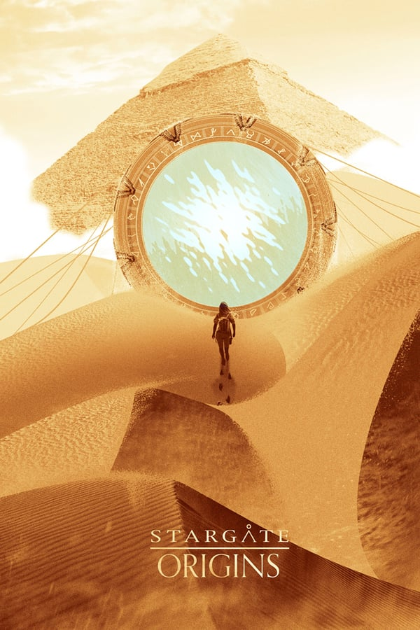 Stargate Origins Saison 1