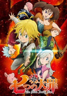 The Seven Deadly Sins Saison 1