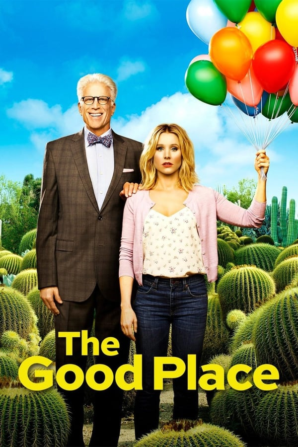 The Good Place Saison 3