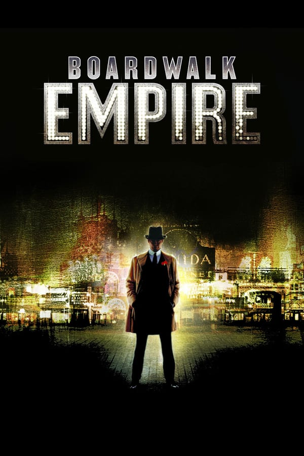 Boardwalk Empire Saison 5