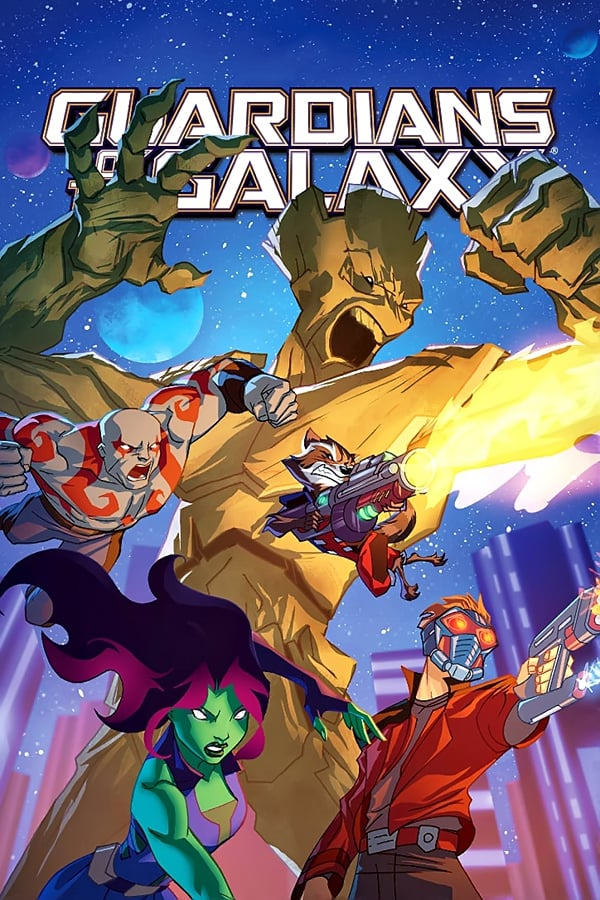 Guardians of the Galaxy Saison 1