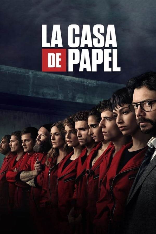 Money Heist Saison 1