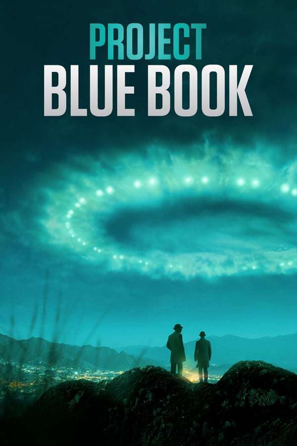 Project Blue Book Saison 1