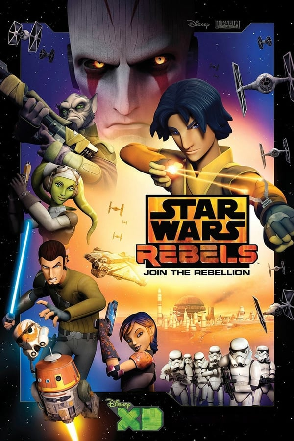 Star Wars Rebels Saison 2
