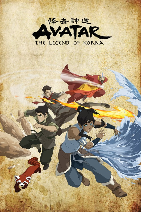 The Legend of Korra Saison 4