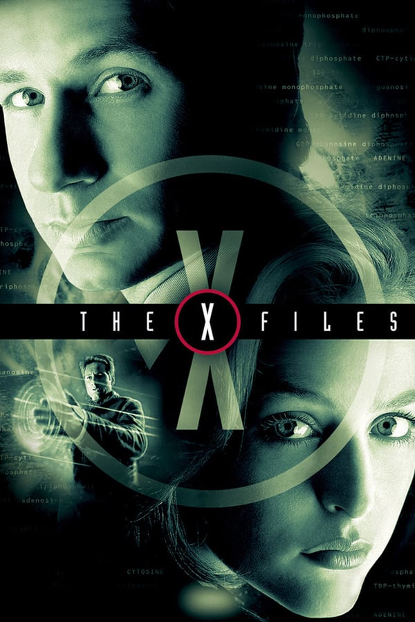 The X Files Saison 8