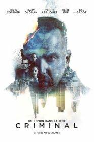 Criminal : Un espion dans la tête (2016)