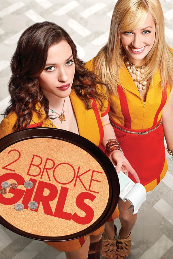 2 Broke Girls Saison 2