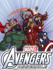 Avengers Rassemblement Saison 4