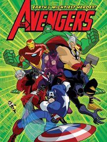 Avengers : l'équipe des super héros Saison 2