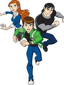 Ben 10 Alien Force Saison 1
