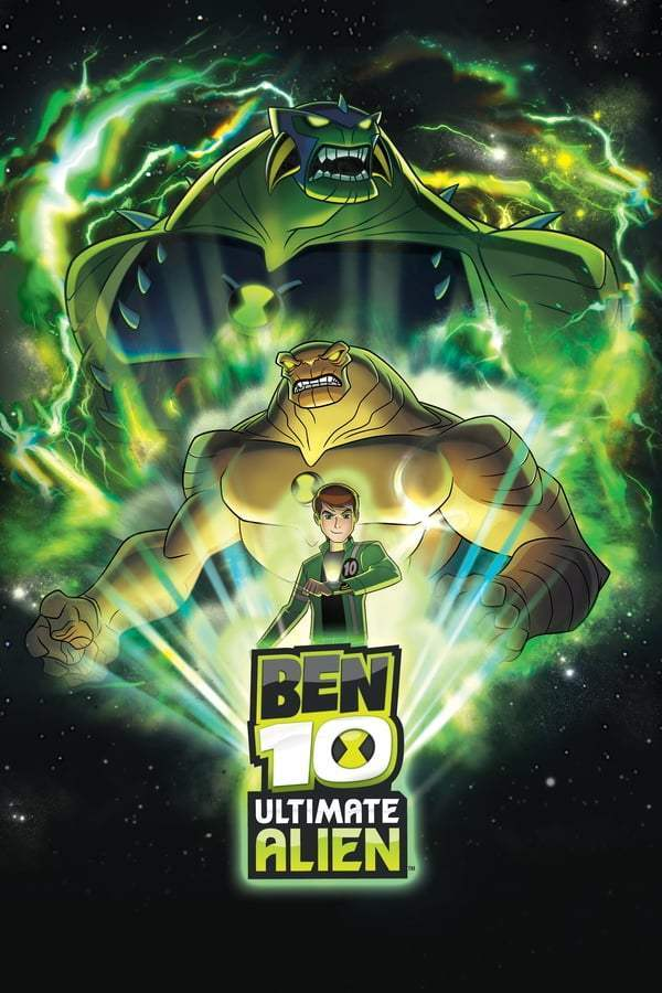 Ben 10 Ultimate Alien Saison 1