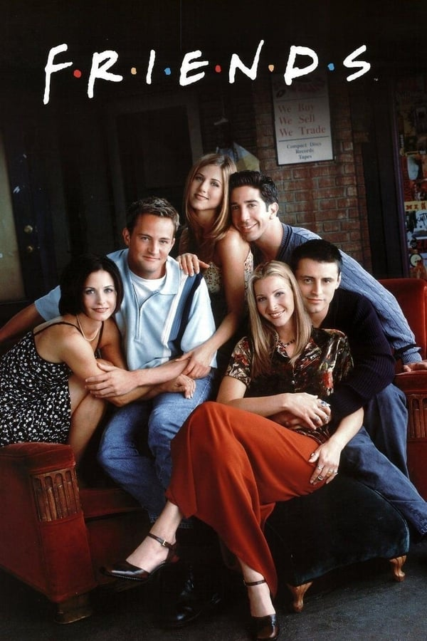Friends Saison 8