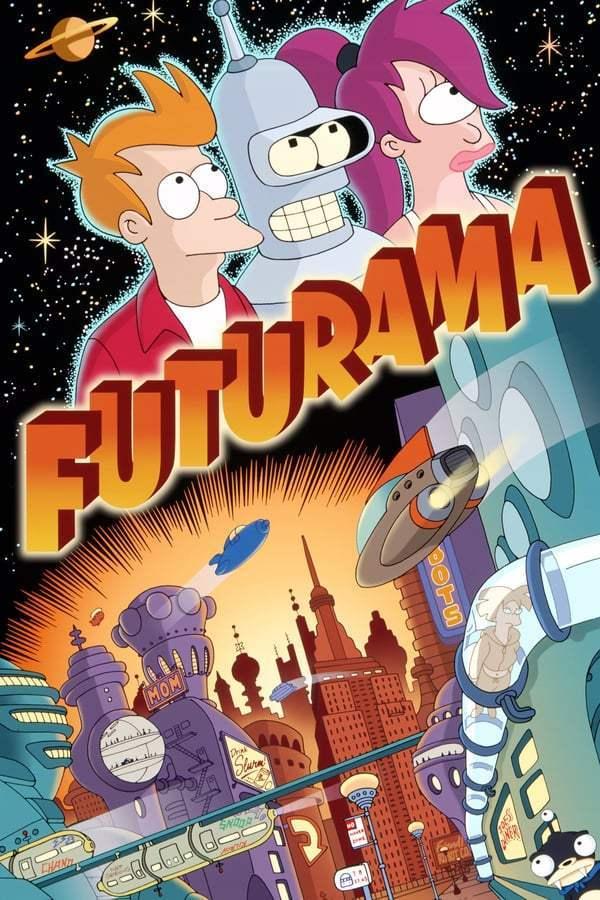 Futurama Saison 3