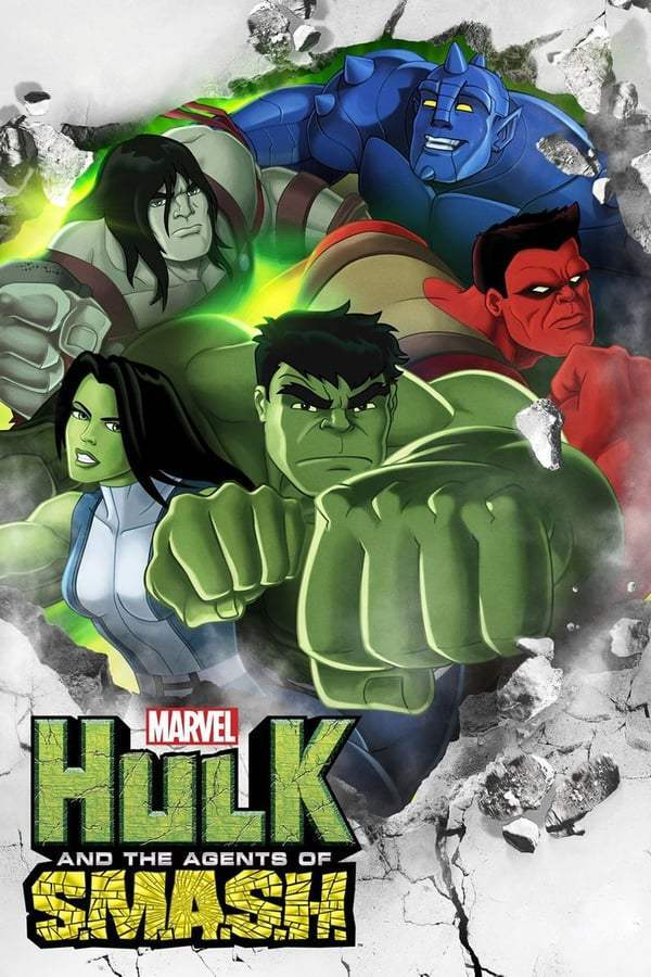 Marvel's Hulk and the Agents of S.M.A.S.H Saison 1