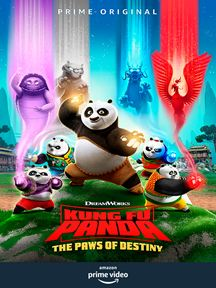 Kung Fu Panda The Paws of Destiny Saison 1