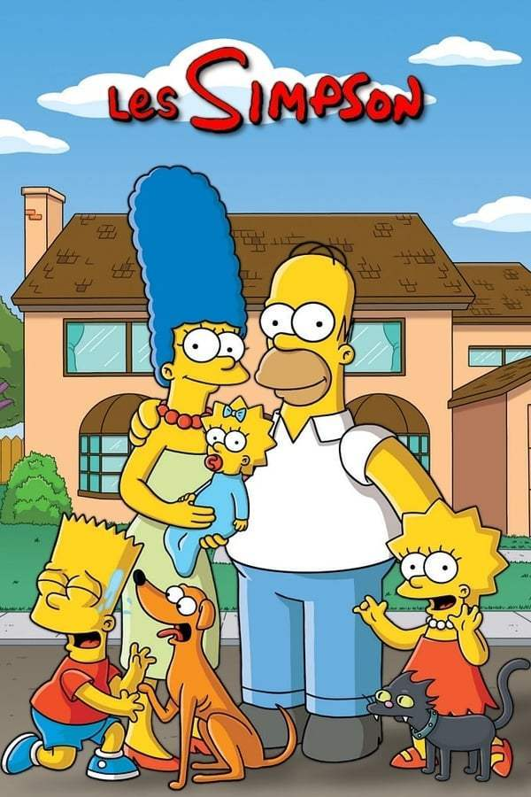 Les Simpson Saison 13