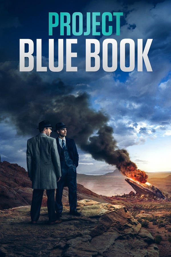 Projet Blue Book Saison 1