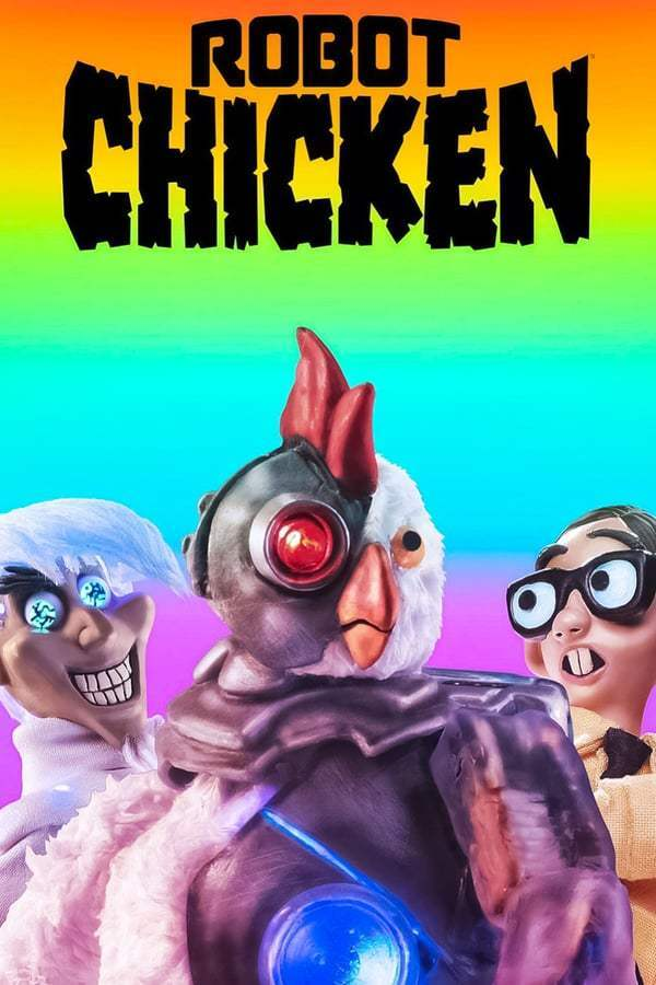 Robot chicken Saison 4