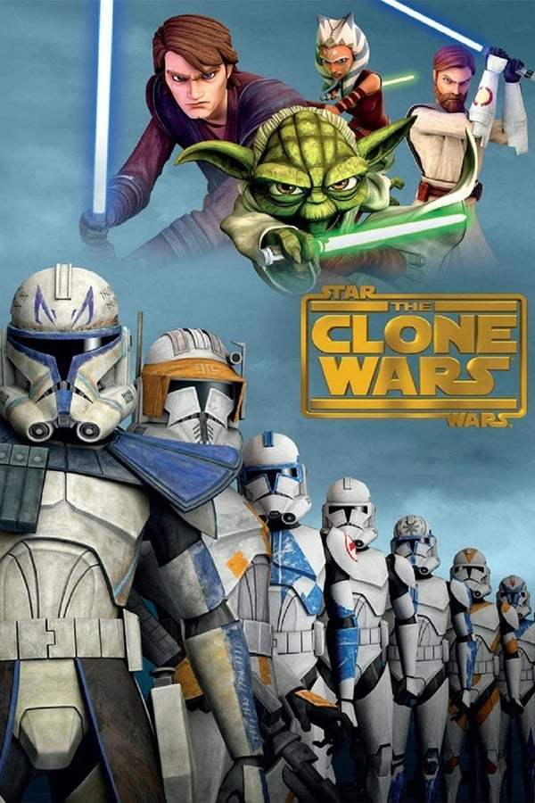 Star Wars The Clone Wars Saison 6
