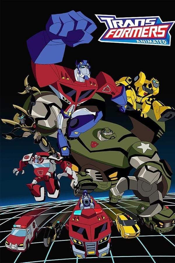 Transformers Animated Saison 3