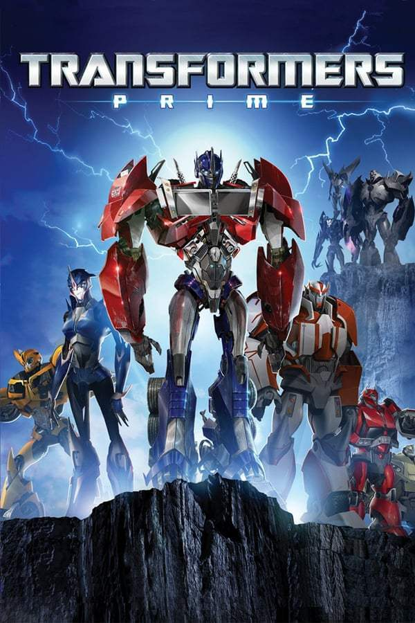 Transformers: Prime Saison 3