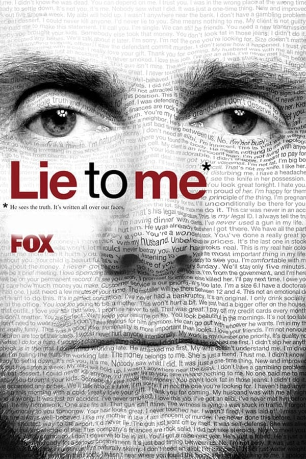 Lie to me Saison 3