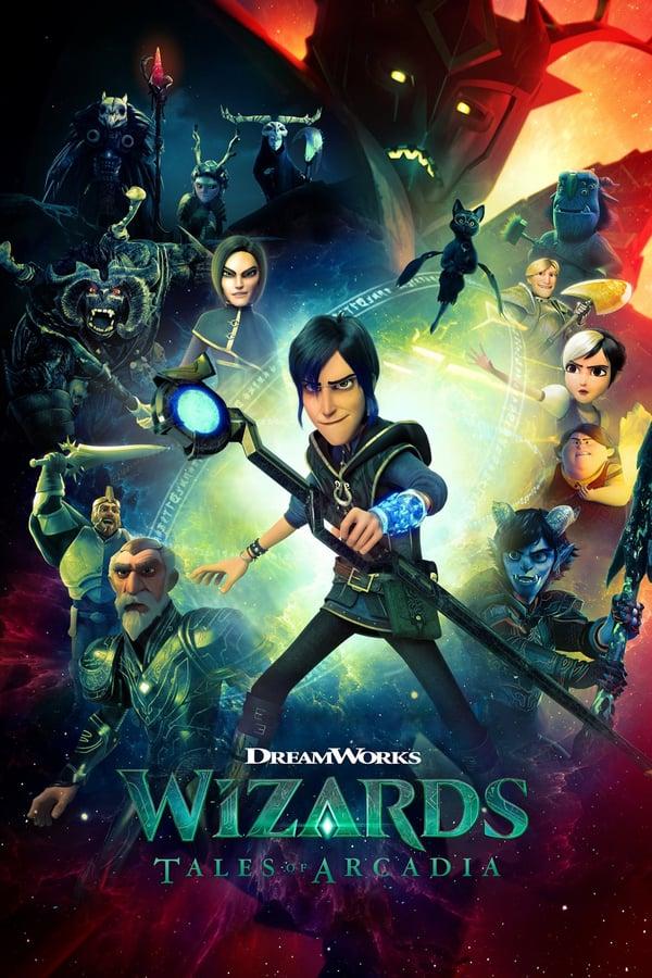 Mages et Sorciers : Les Contes d'Arcadia saison 1