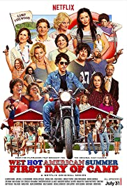 Wet Hot American Summer: First Day of Camp Saison 1