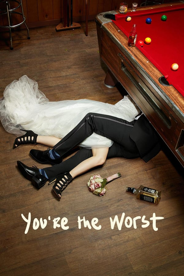 You're the Worst saison 1