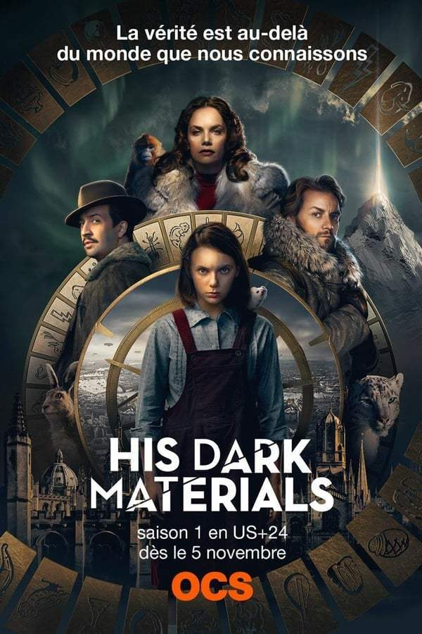 His Dark Materials : À la Croisée des Mondes Saison 2