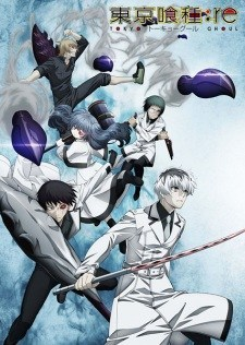 Tokyo Ghoul:re Saison 3