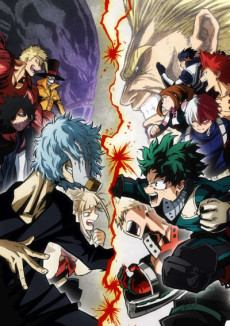 My Hero Academia Saison 3 VF