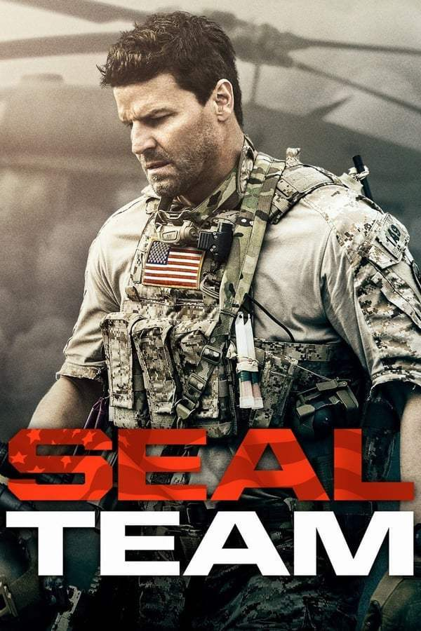 SEAL Team Saison 3 VF