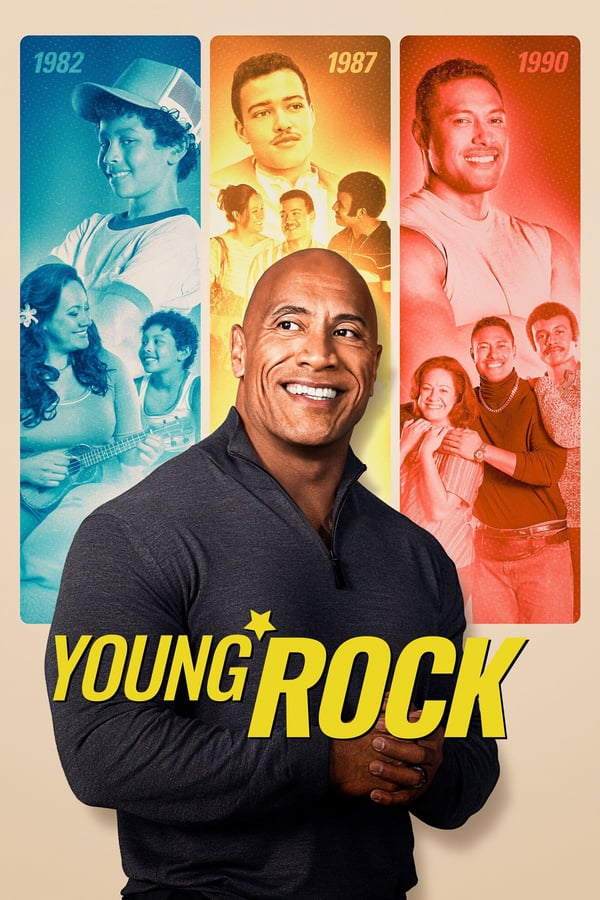 Young Rock Saison 1