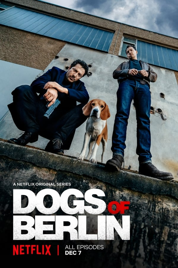 Dogs of Berlin Saison 1