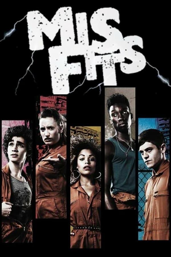 Misfits Saison 3