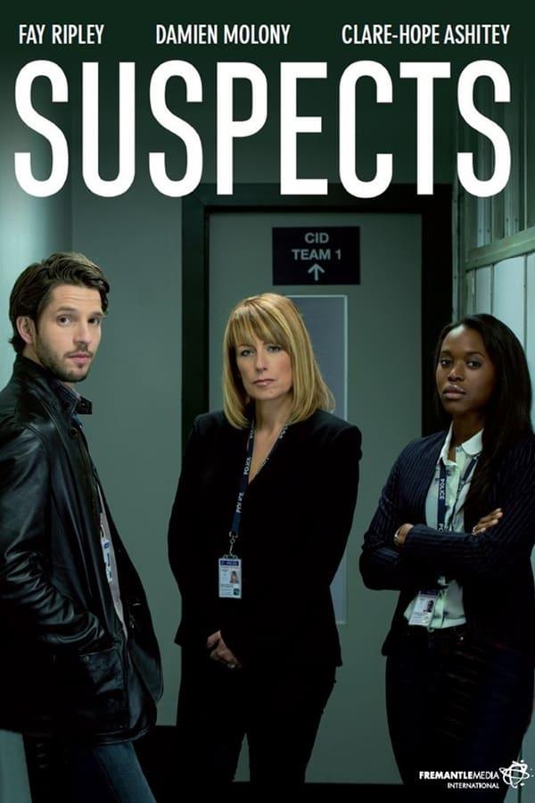 Suspects Saison 3