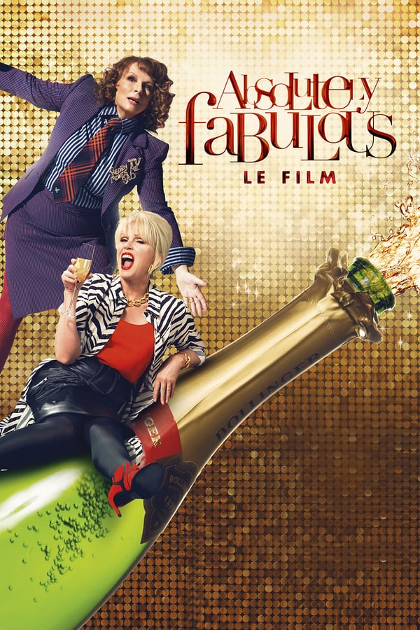 Absolutely Fabulous : le film (2016)