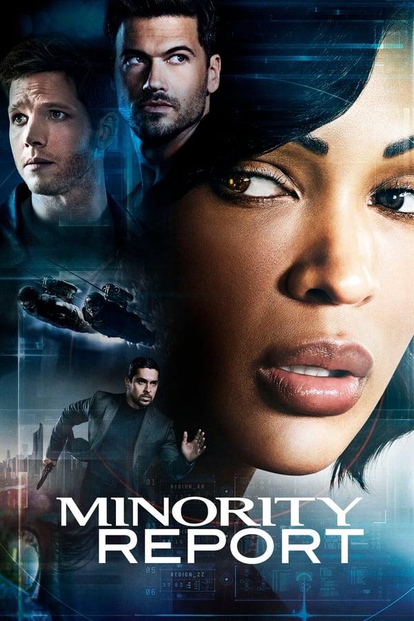 Minority Report Saison 1