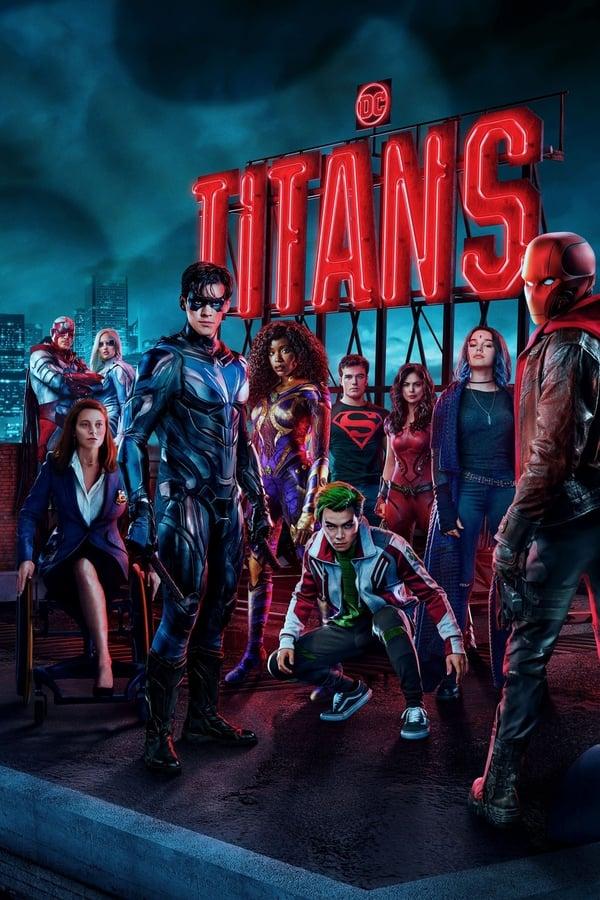 Titans Saison 3 Episode 11