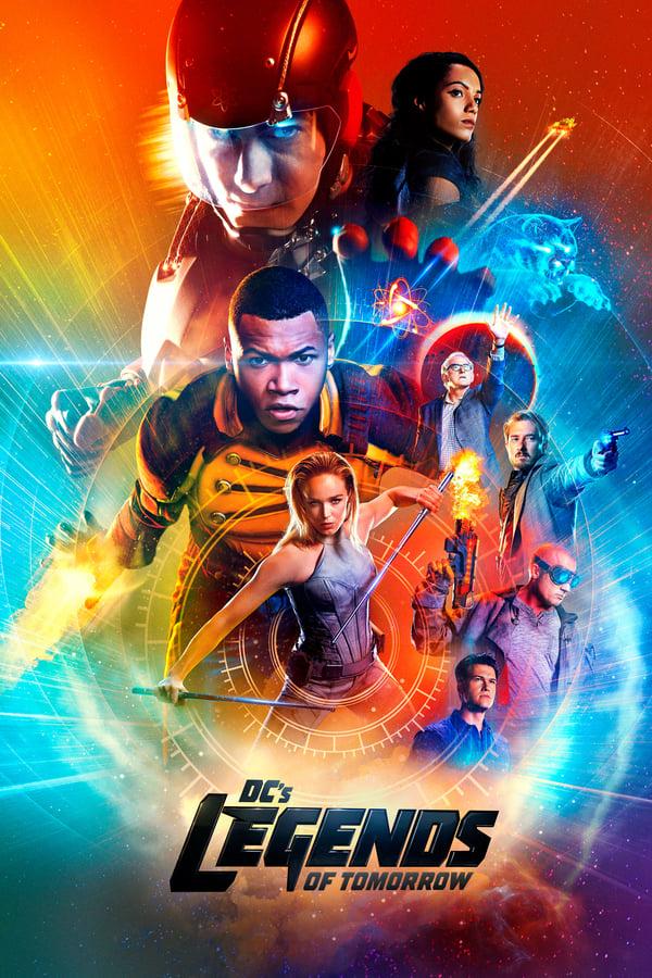 DC's Legends of Tomorrow Saison 4 VF